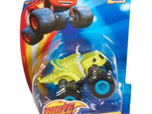 Fisher Price Blaze and the Monster Machines Character Vehicle