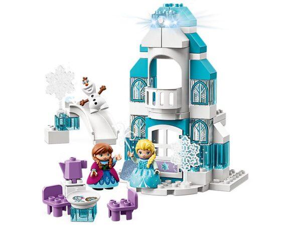 Lego Frozen Ice Castle-6492