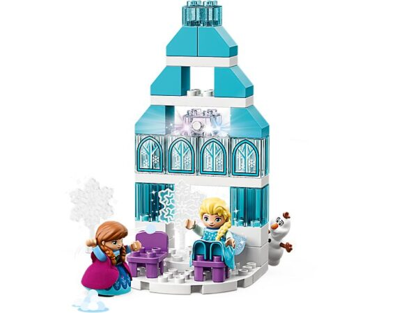Lego Frozen Ice Castle-6491