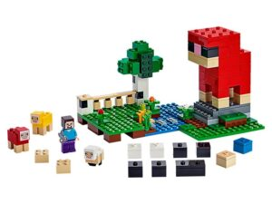 Lego The Wool Farm-0