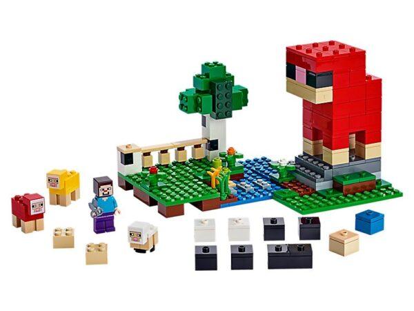 Lego The Wool Farm-0