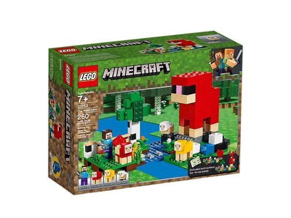 Lego The Wool Farm-6507