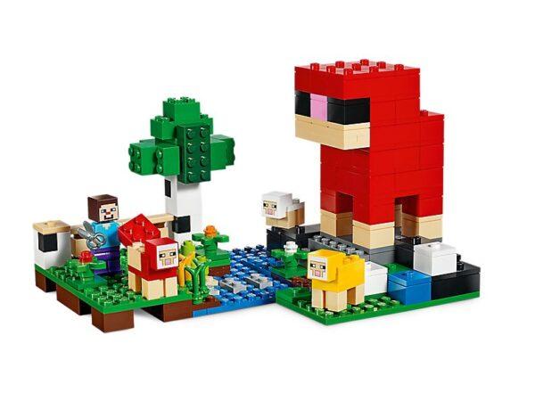 Lego The Wool Farm-6508