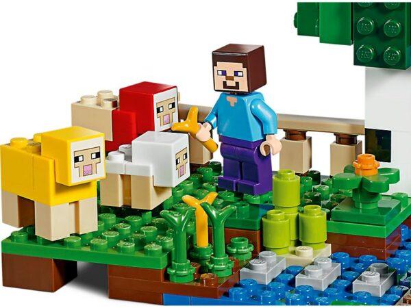 Lego The Wool Farm-6509