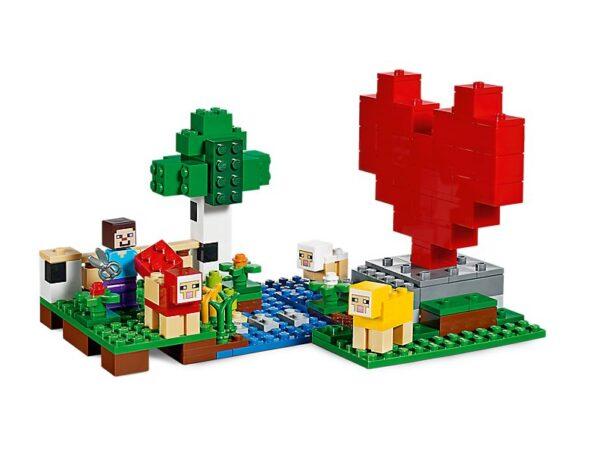 Lego The Wool Farm-6510