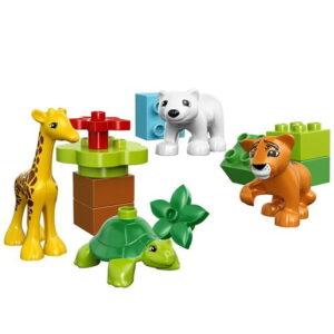 Lego Baby Wild Animals-0