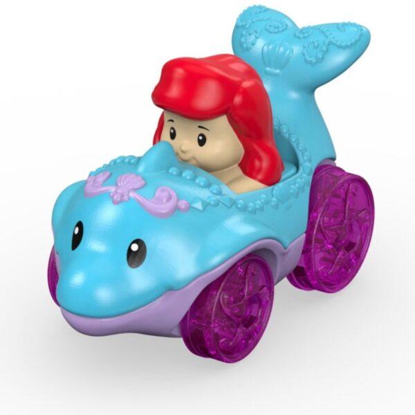 Little People Princess Vehicle-6396