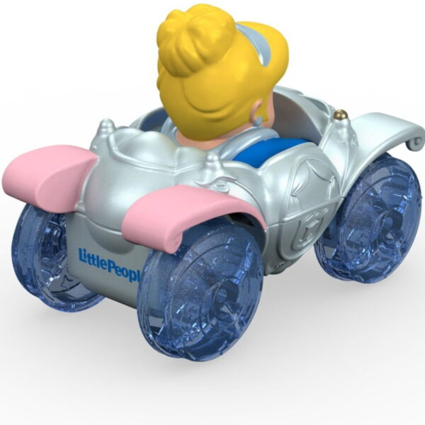Little People Princess Vehicle-6398