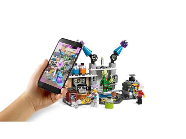 Lego J.B'S Ghost Lab