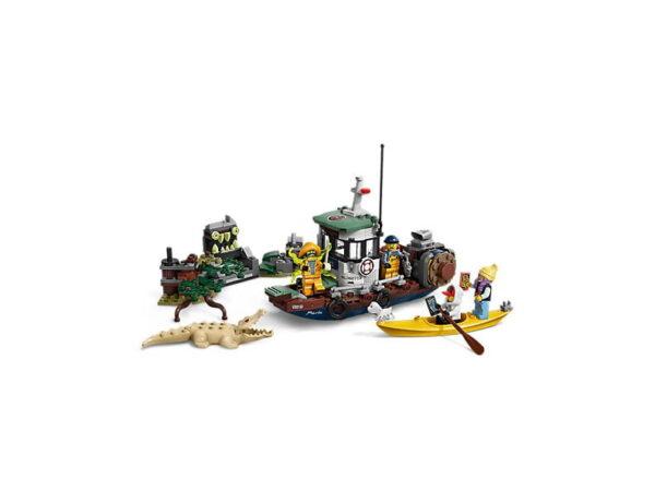 Lego Wrecked Shrimp Boat
