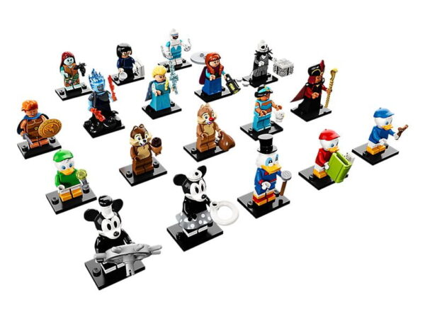 Lego Disney Minifigure