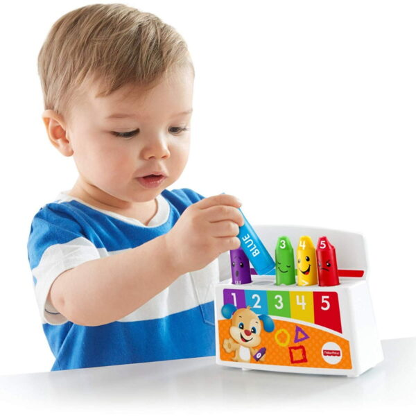 Fisher Price Laugh & Learn Crayons