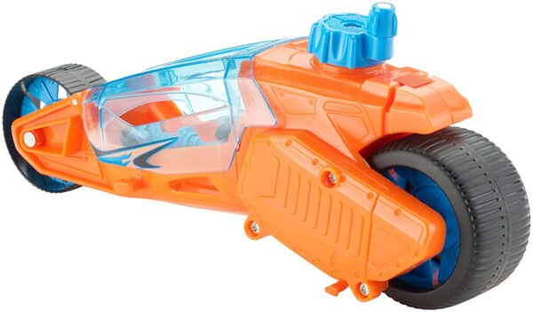 Hot Wheels Twisted Cycle-6457