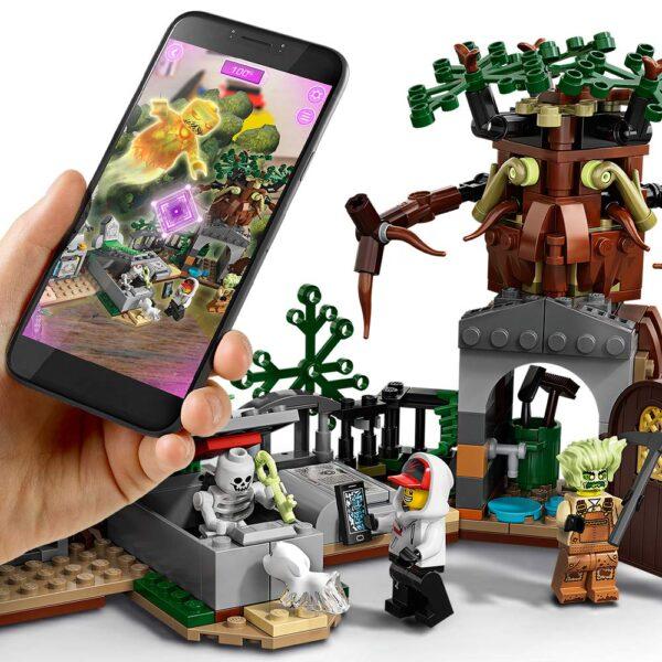 Lego Graveyard Mystery-6598