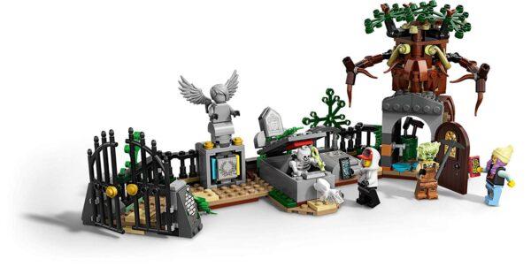 Lego Graveyard Mystery-6599
