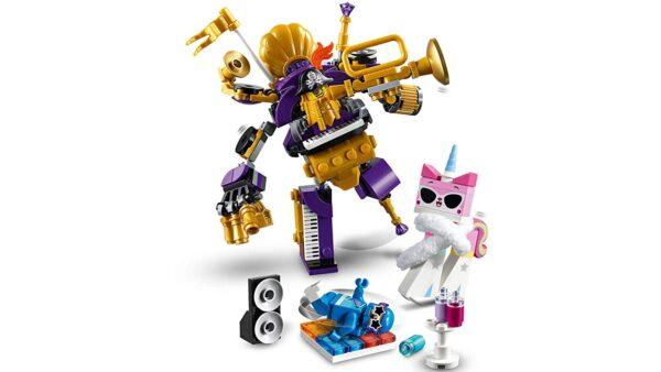 Lego Movie Systar Party Crew
