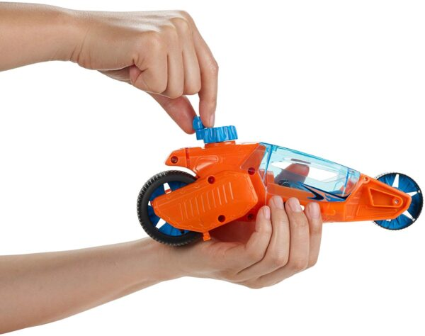 Hot Wheels Twisted Cycle-6458