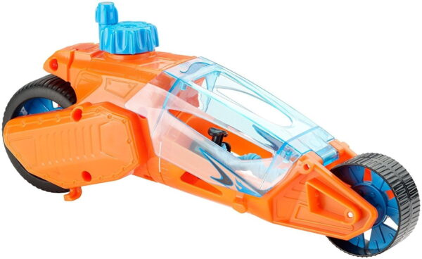 Hot Wheels Twisted Cycle-6456