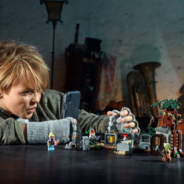 Lego Graveyard Mystery-6596