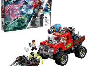 Lego El Fuego's Stunt Truck