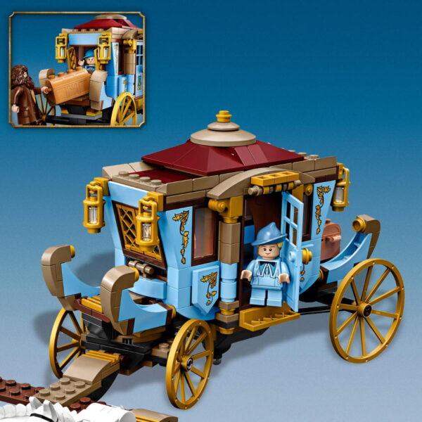 Lego Harry Potter Beauxbatons Carriage-6668