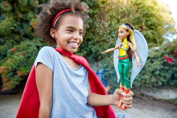 Dc Super Hero Girl Fashion Doll-6423