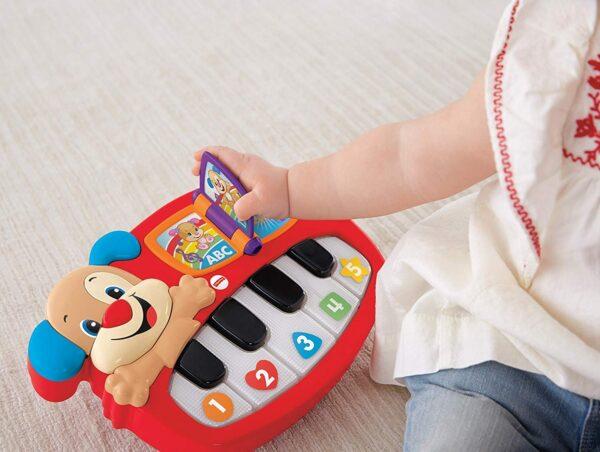 Puppy's Piano-6407