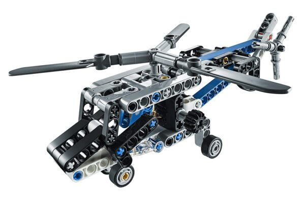 Lego Twin-Rotor Helicopter-6519