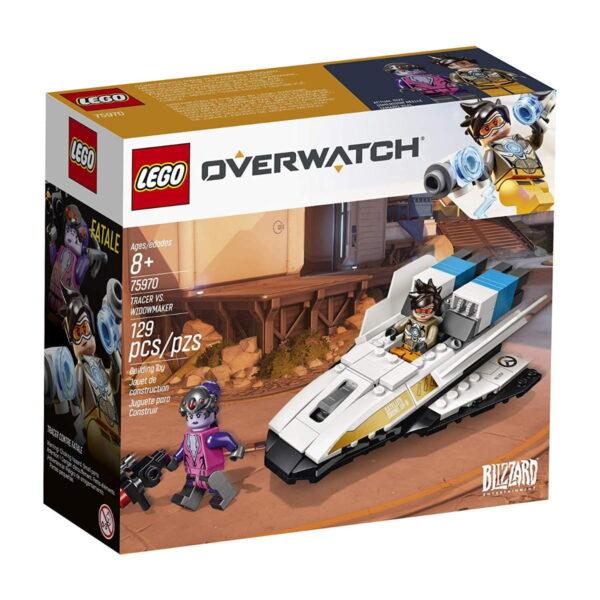 Lego Tracer vs Widowmaker-6680
