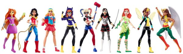 Dc Super Hero Girl Action Figure-0