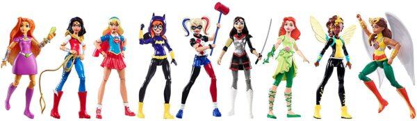Dc Super Hero Girl Action Figure