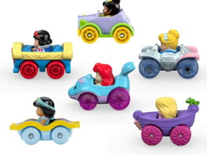 Little People Princess Vehicle-0