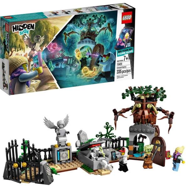 Lego Graveyard Mystery-0