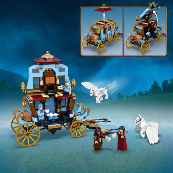 Lego Harry Potter Beauxbatons Carriage-6669