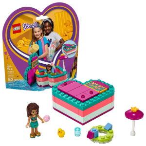 Lego Andera's Summer Heart Box-0