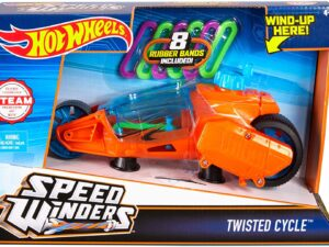 Hot Wheels Twisted Cycle-0
