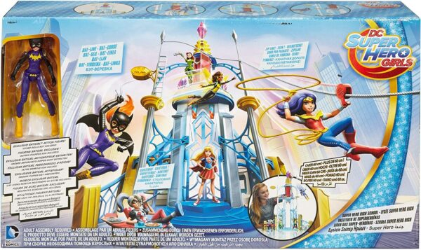 Dcshg Action Doll Playset-6452