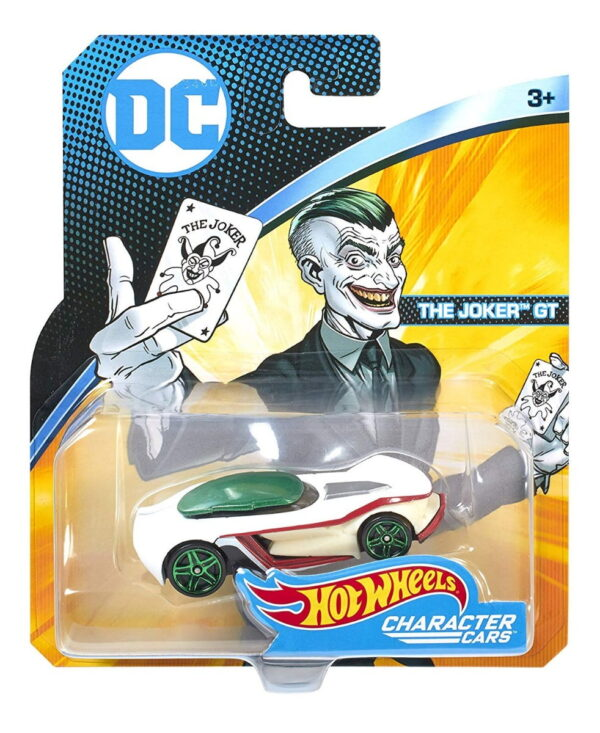 Hot Wheels DC Character Car-0