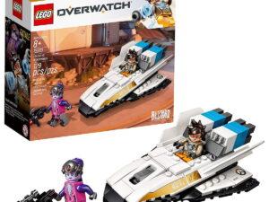 Lego Tracer vs Widowmaker