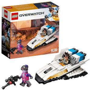 Lego Tracer vs Widowmaker-0
