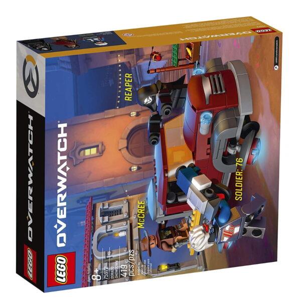 Lego Dorado Showdown-6686