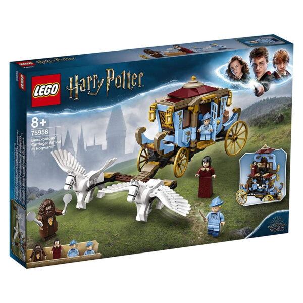 Lego Harry Potter Beauxbatons Carriage-6671
