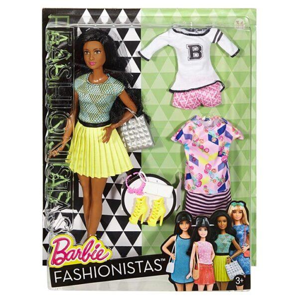 Barbie Fashionista Doll-6476