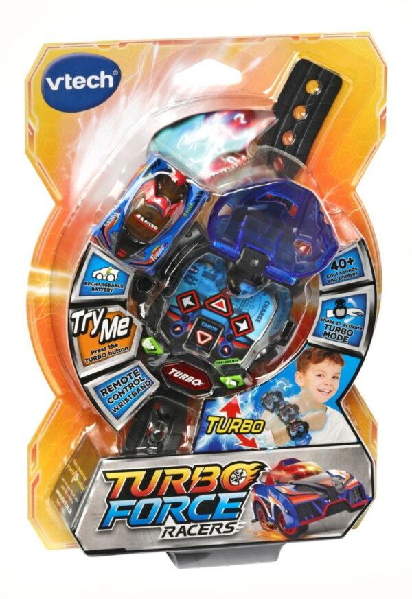 Vtech Turbo Force Racers Blue