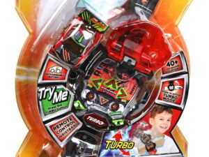 Vtech Turbo Force Racers Red-0