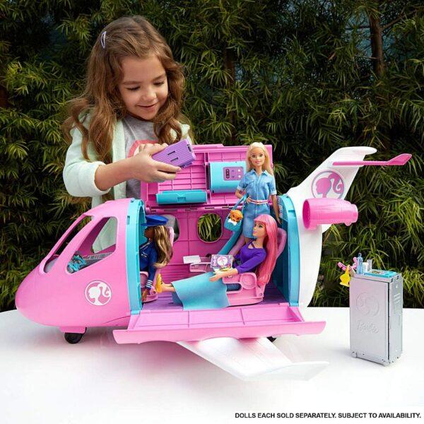 Barbie Dream Plane Playset-6697