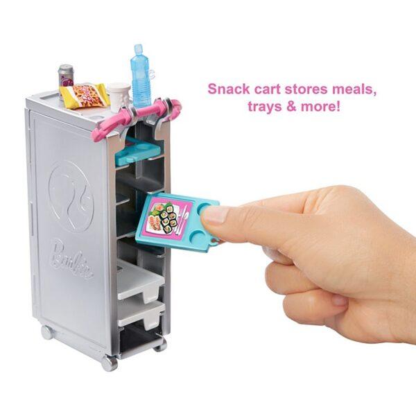 Barbie Dream Plane Playset-6698