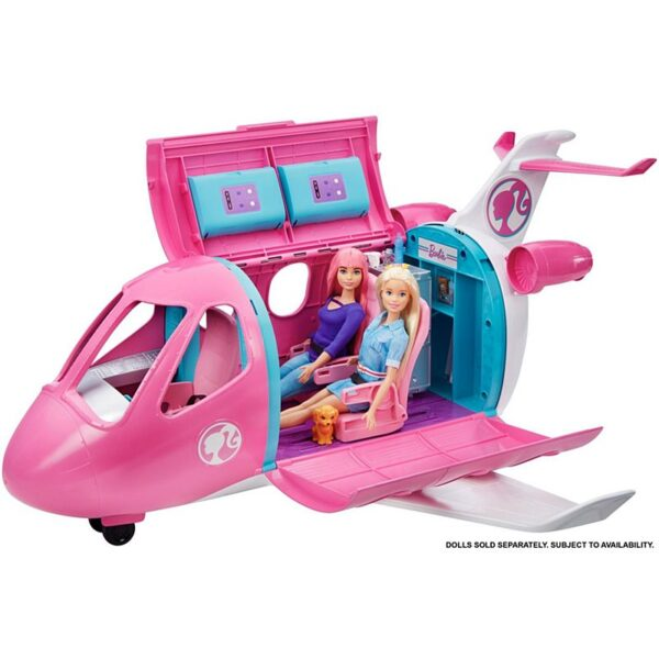 Barbie Dream Plane Playset-6700