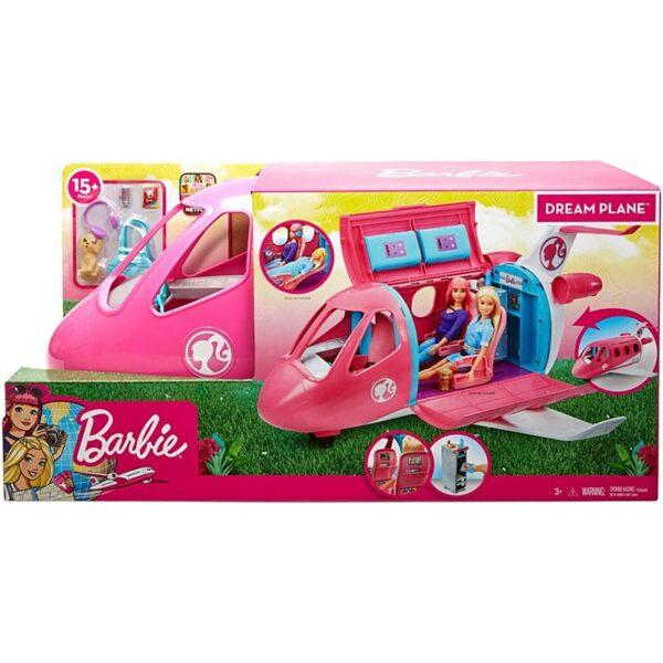 Barbie Dream Plane Playset-6701