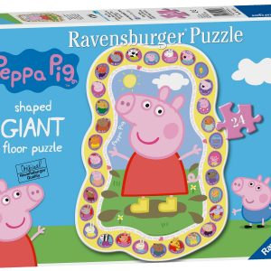 Ravensburger Peppa Pig 24 Piece Puzzle-0
